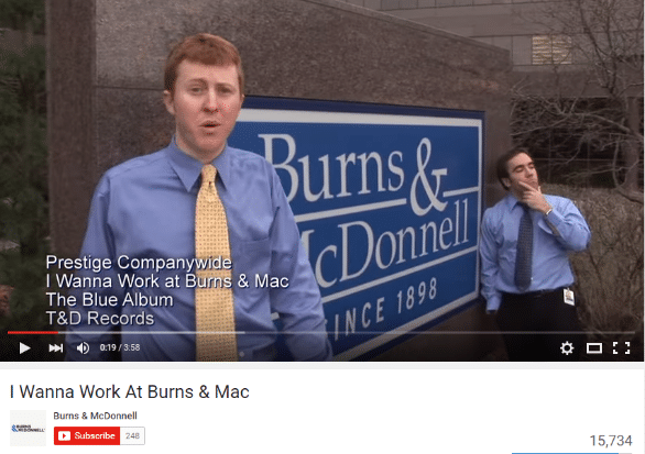 I Want To Work For Burns And Mac