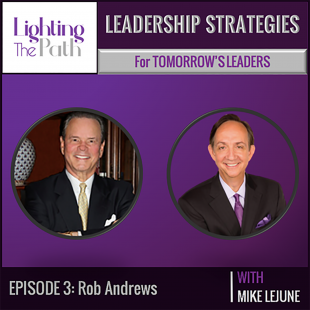Leadership Strategies for Tomorrow's Leaders